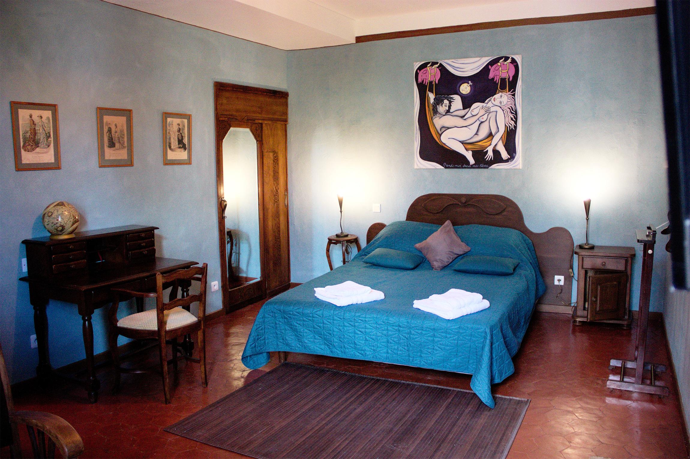 Location chambre d 39 h te 2 personnes dans les pyr n es - Chambre d hote lit et mixe ...