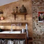 Cuisine appartement terrasse