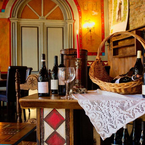 Dégustation et vente de vins