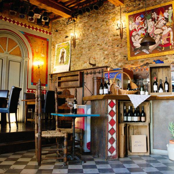Tapas et bar à vins El Castell